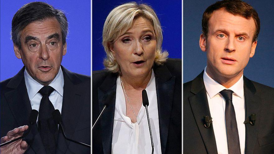 Presidenciais: Os affaires de uma campanha