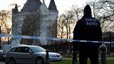 Belgien: Polizei nimmt verdächtigen Mann mit Gasflaschen fest