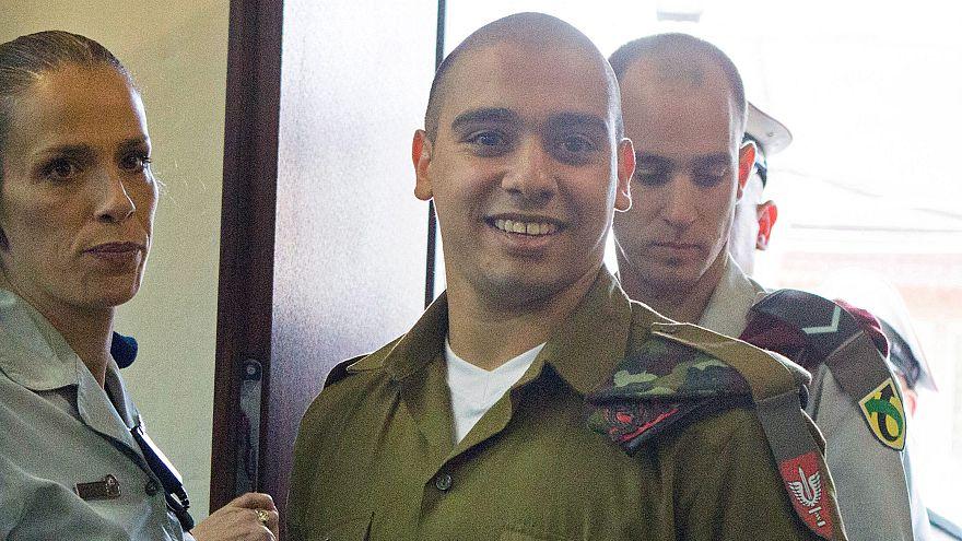 Израиль: сержант Азария, убивший палестинца, не сядет в тюрьму до рассмотрения апелляции