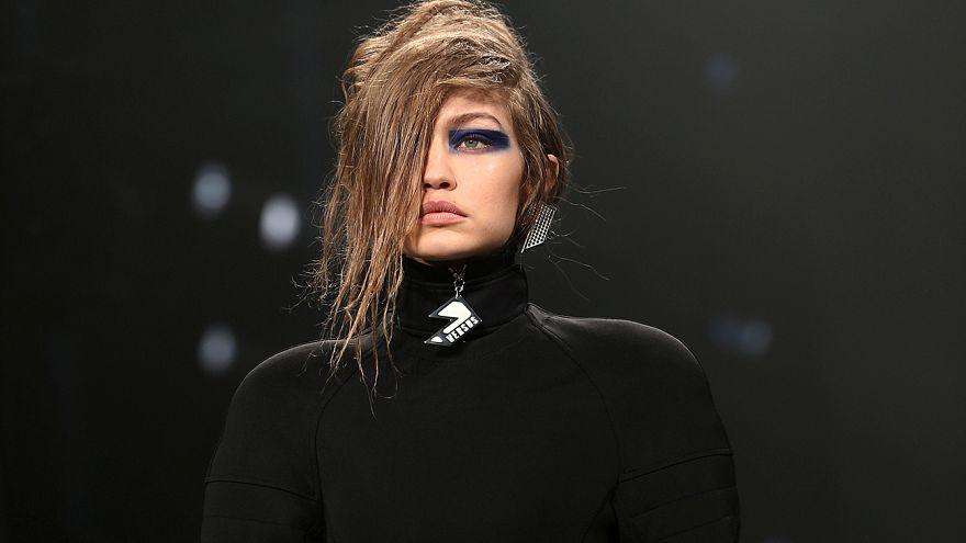 "Social media goes ""Gigi"" for Hadid cover on Vogue Arabia"