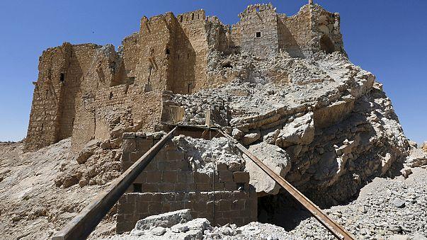 سوریه؛ شهر باستانی پالمیرا برای دومین بار آزاد شد