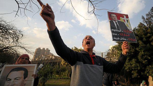 Cinco años después de la primavera egipcia, la justicia absuelve a Mubarak