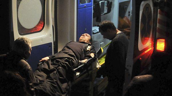 انفجار در معدنی در لویو اوکراین جان ۸ معدنچی را گرفت
