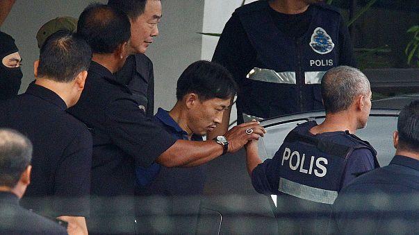 آزادی تبعه کره شمالی مظنون به شرکت در قتل کیم جونگ نام