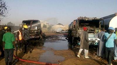 Nigeria: Suicide bomb attack destroys 3 fuel trucks in Borno, casualties reported