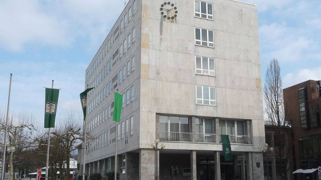 Baden-Württemberg: Rathaus in Gaggenau wegen Bombendrohung geräumt