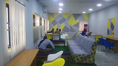 COLAB, premier centre technologique du nord du Nigeria.