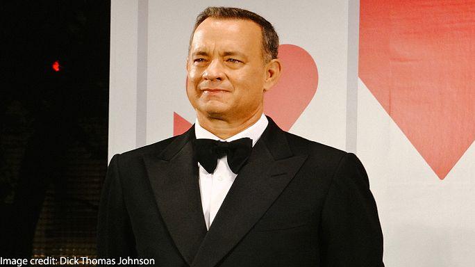 Tom Hanks sends coffee machine to White House press corps