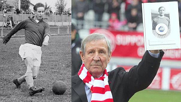 """Morreu o """"Napoleão do futebol"""": Raymond Kopa tinha 85 anos"""