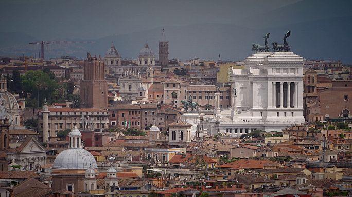 Экономика Италии растет, но медленно