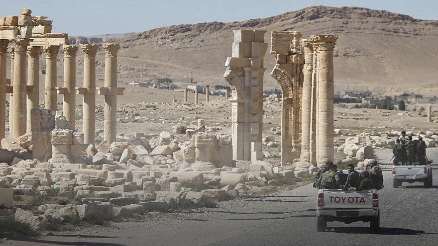 Syria: Russia claims decisive role in recapture of Palmyra