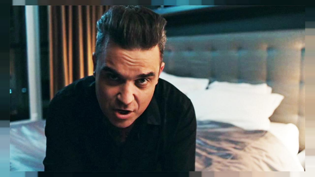 Robbie Williams releases new video 'Mixed Signals'