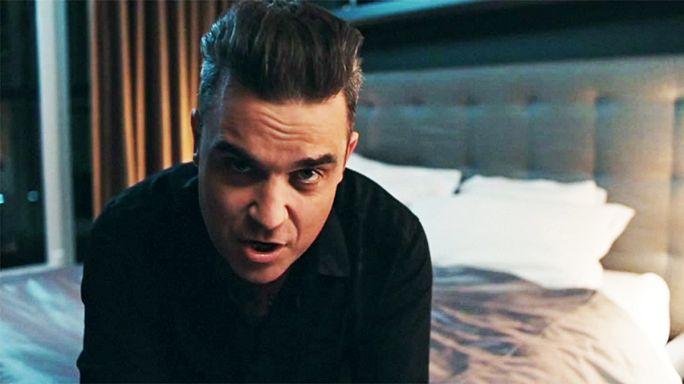 """""""Mixed Signals"""" von Robbie Williams"""