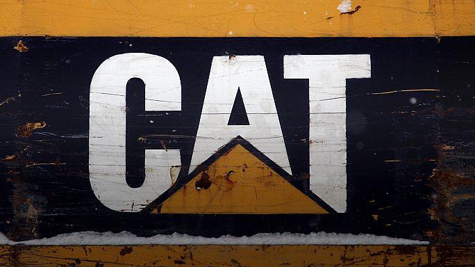 Házkutatás az adóelkerüléssel gyanúsított Caterpillarnál