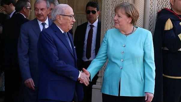 اتفاق تونسي الماني حول الهجرة