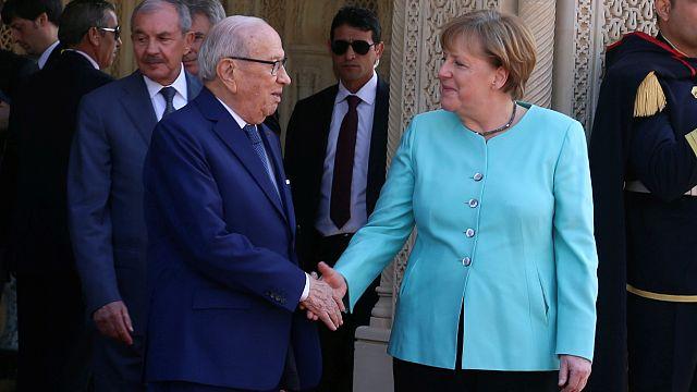 Accord sur l'immigration illégale entre l'Allemagne et la Tunisie