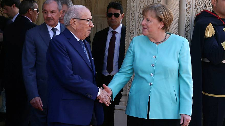 Germany and Tunisia agree migrant deal