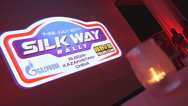 Silk Way Rally 2017 : Loeb, Desprès et Peterhansel mèneront la meute