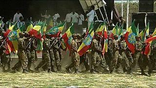 Les Éthiopiens commémorent les 120 ans de la défaite des forces italiennes [no comment]