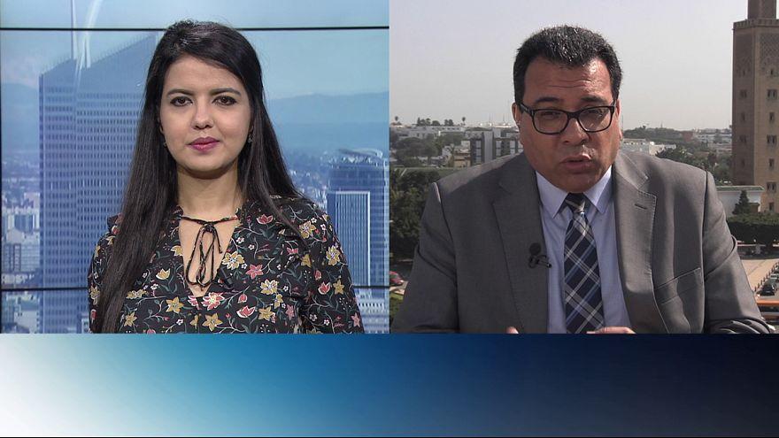 """A. Manar Slimi: """"El Frente Polisario no representa a los saharauis de las provincias del sur"""""""