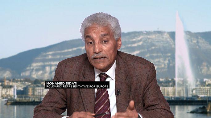Entrevista completa con Mohamed Sidati, representante del Frente Polisario ante la UE
