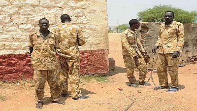 South Sudan arrests four soldiers over gang rape