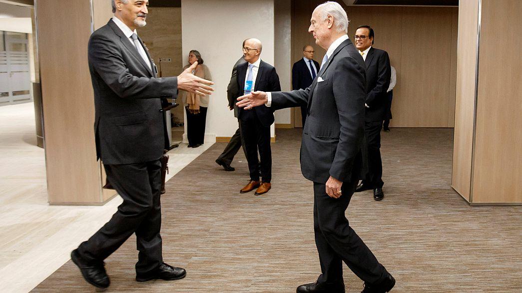Syrie : des négociations « plus positives »