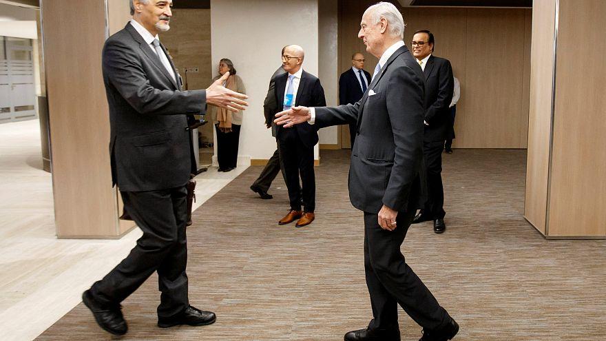 """Negociações de paz sobre a Síria terminam sem """"fumo branco"""""""