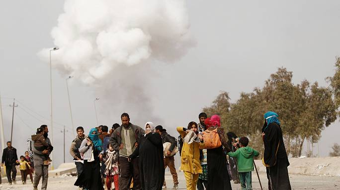 Rotes Kreuz: Chemiewaffeneinsatz bei Mossul