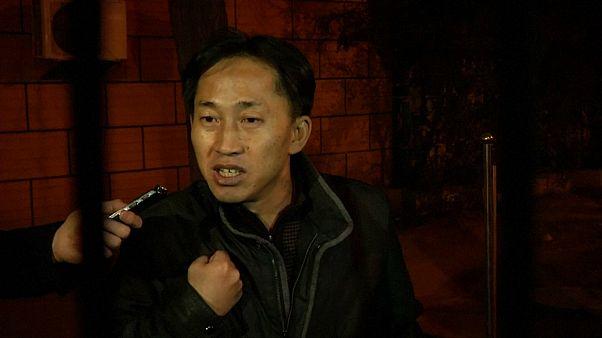 North Korean blames 'conspiracy' over Kim Jong Nam arrest