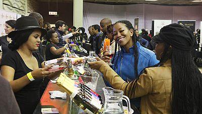 Afrique du Sud: le salon du vin de Soweto ouvre ses portes