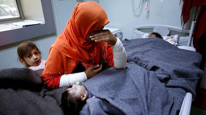 Schmutziger Krieg: In Mossul wird mit Giftgas und Autobomben gekämpft