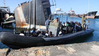 870 nouveaux migrants secourus aux larges des côtes italiennes