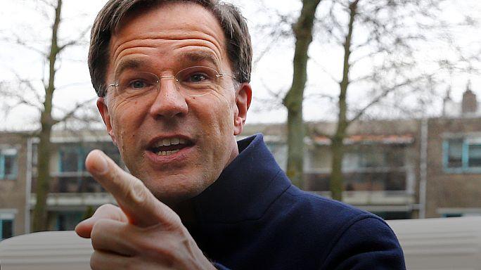 Almanya'dan sonra Hollanda'dan da referandum mitingine yasak kararı