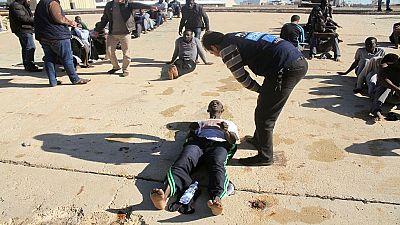115 migrants secourus au large de Tripoli