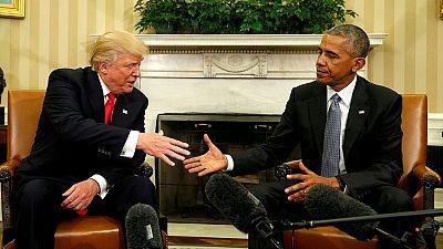 Donald Trump accuse Barack Obama de l'avoir mis sur écoute