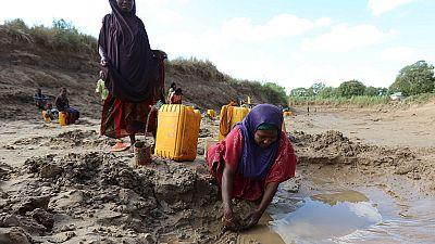 110 décès en 48 heures à cause de la sécheresse — Somalie