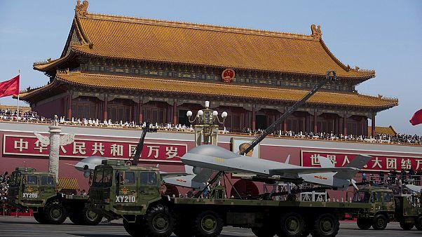 Kína ismét növeli védelmi költségvetését