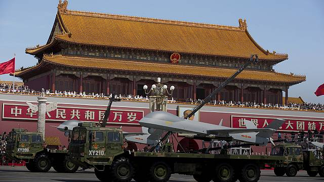 China sticks with overall slow-down in defence spending