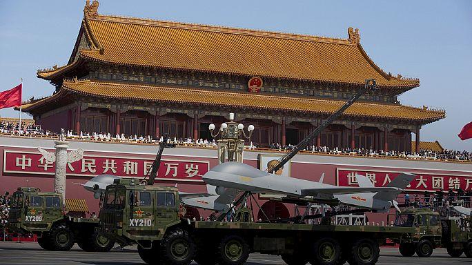 China aumentará su gasto en Defensa alrededor del 7% este año