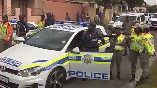 L'Afrique du Sud lance des patrouilles police contre la xénophobie