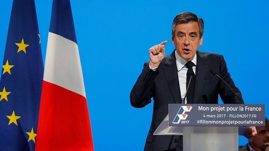 "Fillon to make TV appearance as wife breaks silence over ""fake"" jobs scandal"