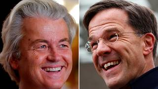 Антимусульманская Партия свободы может стать крупнейшей в парламенте Нидерландов