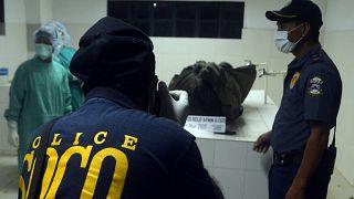 Philippines : le corps de l'otage allemand décapité a été retrouvé