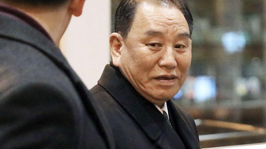 Image: Kim Yong Chol
