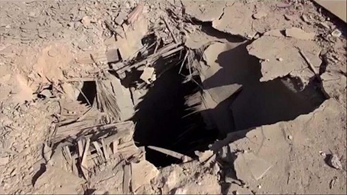 Tiltakoznak a jemeniek az éhezés és a harcok okozta krízis ellen