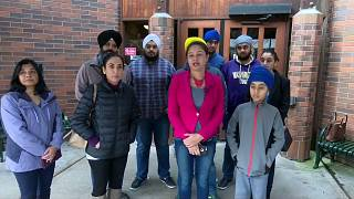 ABD: Sih dini mensubu, 'evine dön' denilerek silahlı saldırıya uğradı