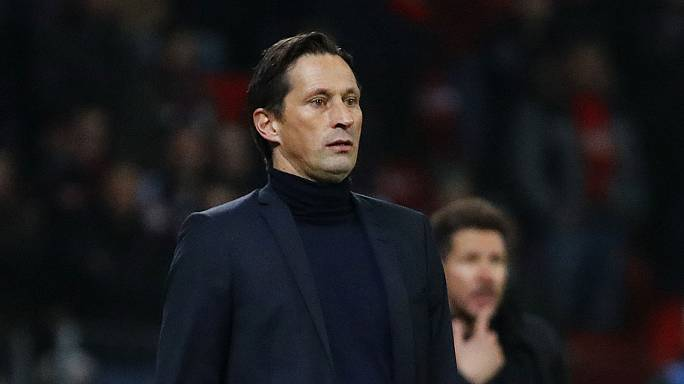 Bayer Leverkusen sack coach Schmidt after Dortmund drubbing