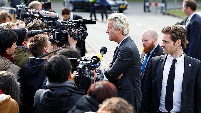 """Amsterdam: Wilders vergleicht Koran mit """"Mein Kampf"""""""