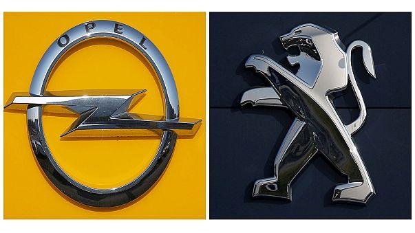 PSA kauft Opel für 1,3 Milliarden Euro: Sorge um Jobs
